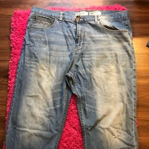 Gently Worn Men's B&T Authentic LRG Jeans